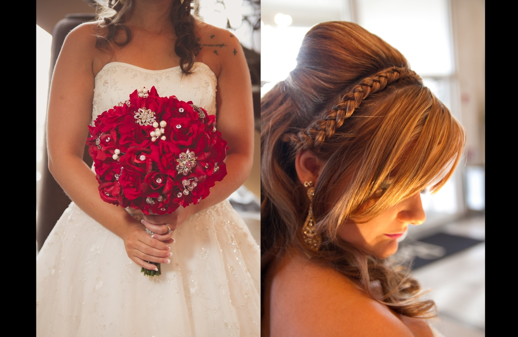 Boquet & Hair