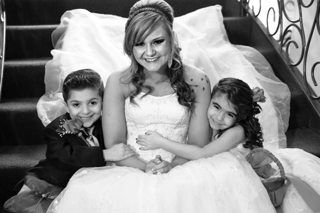 Bride & Kids
